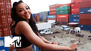 Tinashe Does Her Own Stunts In 'All Hands On Deck' | MTV News