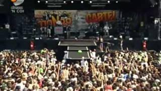 maNga - Her Aşk Ölümü Tadacak (  Rock`n Coke 2009 )