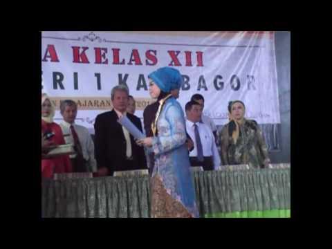 Wisuda Lulusan 2016 SMK Negeri 1 Kalibagor