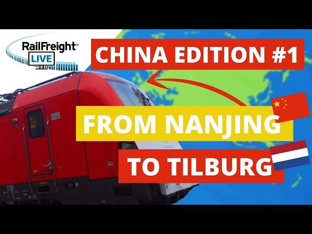 China edition - from Nanjing to Tilburg
