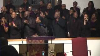 """""""Almighty God""""  Whitehaven District Choir"""