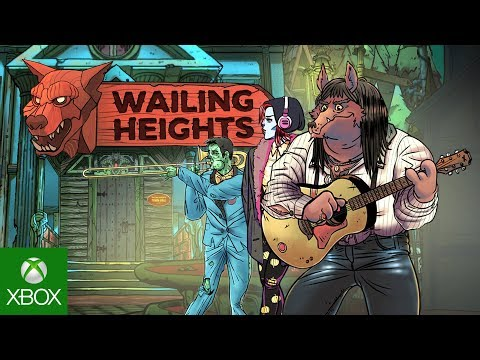 Wailing Heights – Sing-a-long Launch Trailer