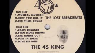 The 45 King - How You Like It [HQ]