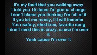 Over it ( The Crystal Method) Lyrics