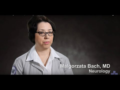 Meet Dr. Malgorzata Bach, Neurologist – Advocate Health Care