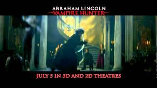 Abraham Lincoln: Vampire Hunter - Linkin Park Powerless Trailer
