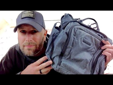 MAXPEDITION ENTITY 36 Review and Cross-Body Bag GIVE-AWAY and MORE!  LIVE on YOUTUBE!  Join in!