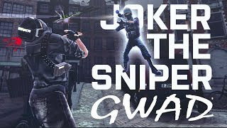 Critical Ops - Joker The Sniper Gawd 😱🔥