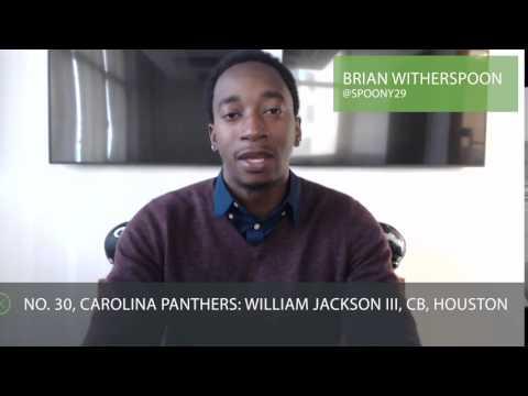 FanDuel Mock Draft: No. 30 Carolina Panthers