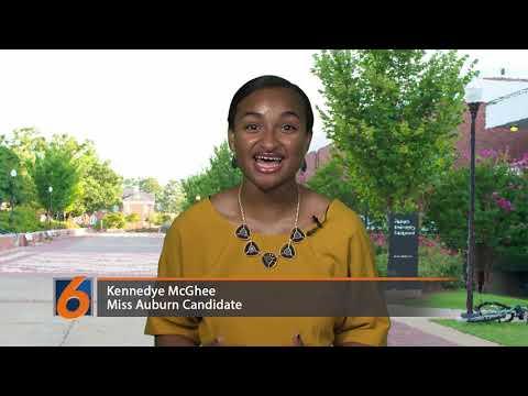 Miss Auburn Candidate: Kennedye McGhee