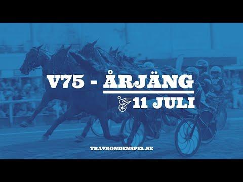 Tips till V75 - Årjäng - 11/7-20