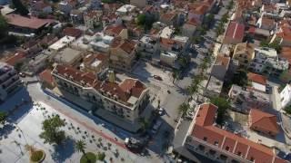 Νέα πλατεία Αργοστολίου video drone 17 Ιουνίου 2017