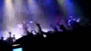 bullet for my valentine - tears don't fall (live 19/2 2008)