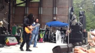 Stephen Marley - Rock Stone Live @ Pocahontas State Park 8/6/14