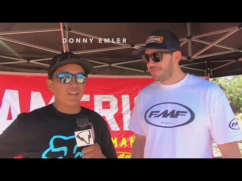 FMF Racing | Insideline Connect Media Day | TransWorld Motocross