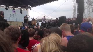 Cypress Hill performing How I Could Just Kill A Man live at Soundset 2014.