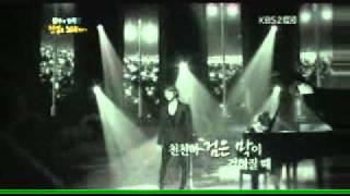 불후의명곡2-1 엔딩 (BGM: 김동률-The Concert)