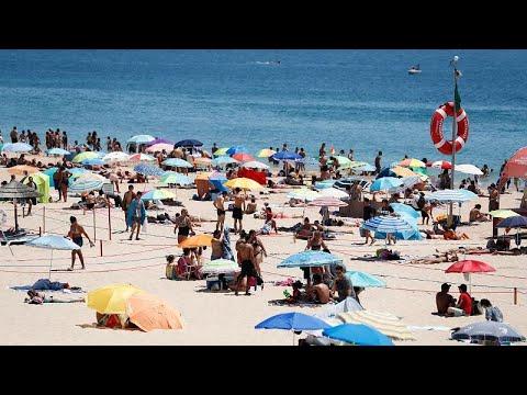 Portugal abre fronteiras a turistas europeus