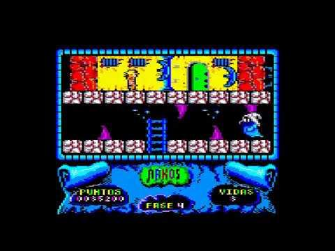 Arkos - 3ª parte - Amstrad CPC Longplay