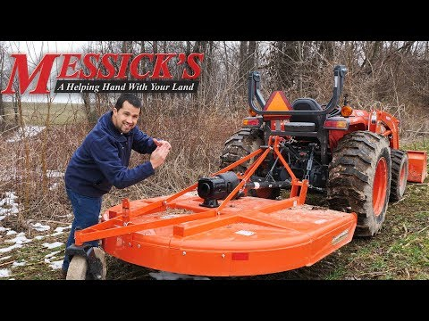 Brush mower features with the Land Pride RCR1872 Picture