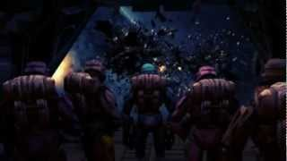 Red vs Blue Scream And Shout