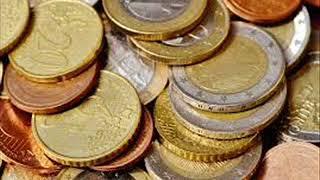 Efek suara pecahan uang logam - Sound effects of coin shards
