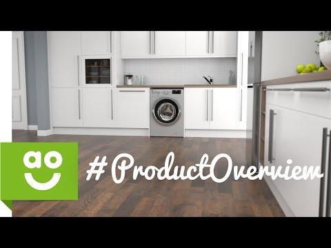 Beko Washing Machine WR862441S Product Overview   ao. com