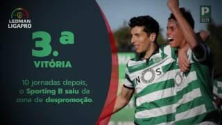 30 Segundos com Playmaker - 31.ª jornada da Ledman LigaPro