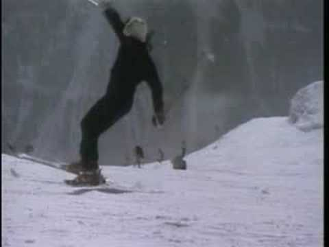 Vintage Extreme Skiing