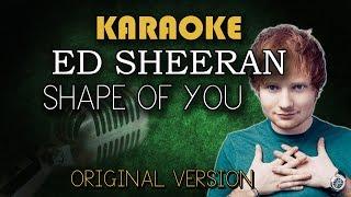 Ed Sheeran – Shape Of You (Karaoke Version Lower)