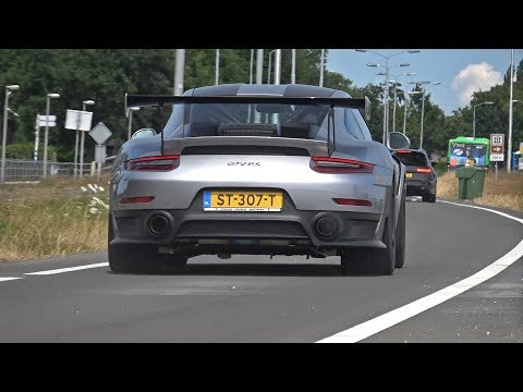 Porsche 991 GT2 RS – Lovely Exhaust Sounds!