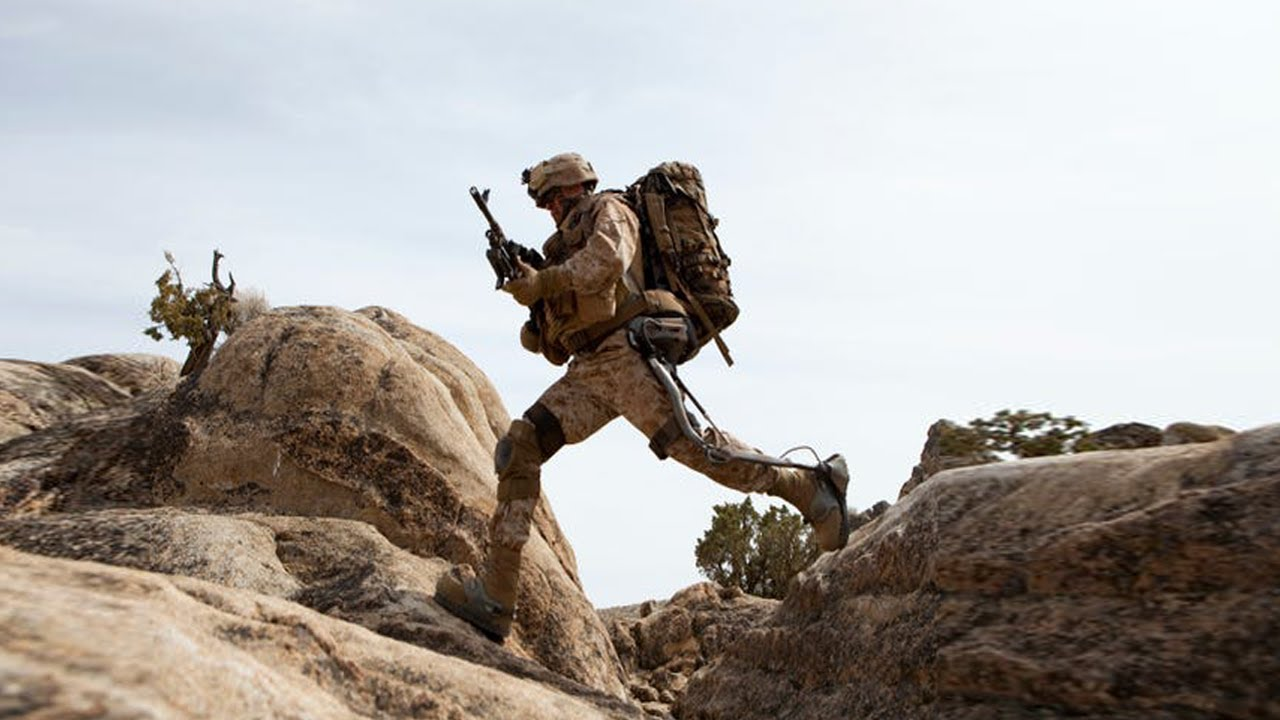 Exoskeleton Technology will Greatly Enhance the Performance of the US Soldier on the Battlefield