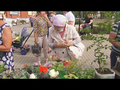 Цветочный праздник в Николо-Березовке
