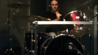 Avon (Queens of the Stone Age w/Dave Grohl) Drum cover