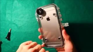 Transformer son iPhone en GoPro