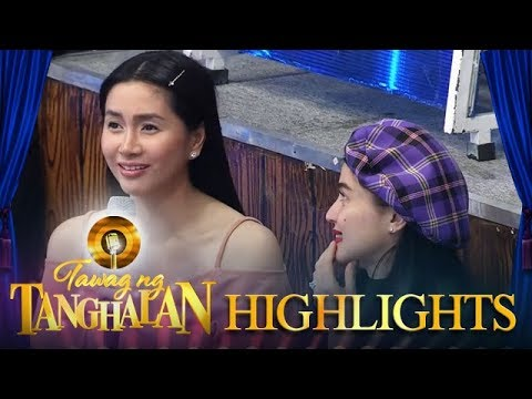 Tawag ng Tanghalan: Mariel shares she tried to try out for basketball varsity team