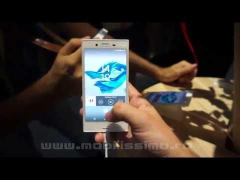 Sony Xperia X Compact Prezentare Hands-on IFA 2016