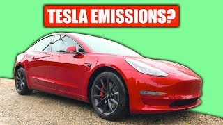 Are Teslas Actually Better For The Environment?