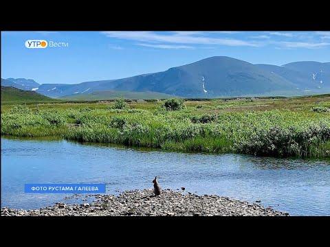 Путешественники делятся фотографиями озера Усва-ты в верховье Малой Усы