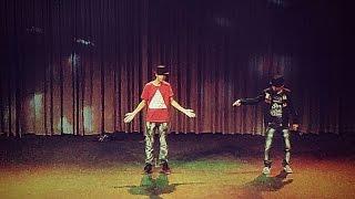 Dance Performance Live | Jibbs Chain Hang Low