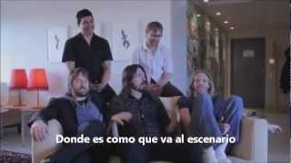 Foo Fighters se burlan (EN BROMA) de Creed [Español]