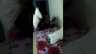 Amazing Gadwali belt fighting