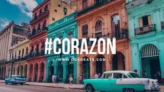 Latin x Dancehall Instrumental 2018 | Corazon Riddim | Guitar Type Beat
