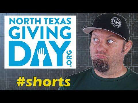 North Texas Giving Day at Hop and Sting Brewing #shorts