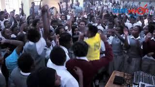 ZIGWEMBE DANCE - HIGHRIDGE GIRLS SCHOOL