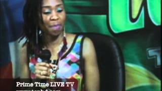 Prime Time LIVE on TCN with Mauricia Pascal & Junior George Segment #1