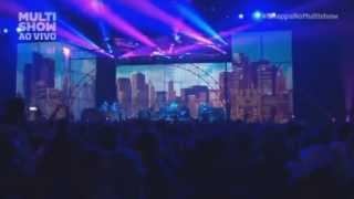 O Rappa - O Que Sobrou do Céu - Ao Vivo - 2013