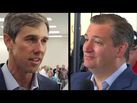 Ted Cruz (Meh) Rips Beto O'Rourke For... Cursing?