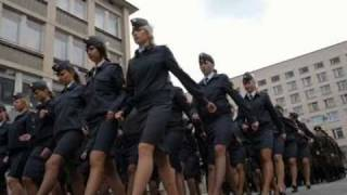 Beautiful army girls - Bella ciao