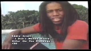 Eddie Grant -  I Don't Wanna Dance